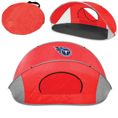 Tennessee Titans Sun Shelter - Manta By Picnic Time