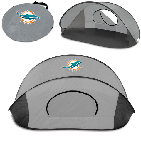 Miami Dolphins Sun Shelter - Manta By Picnic Time