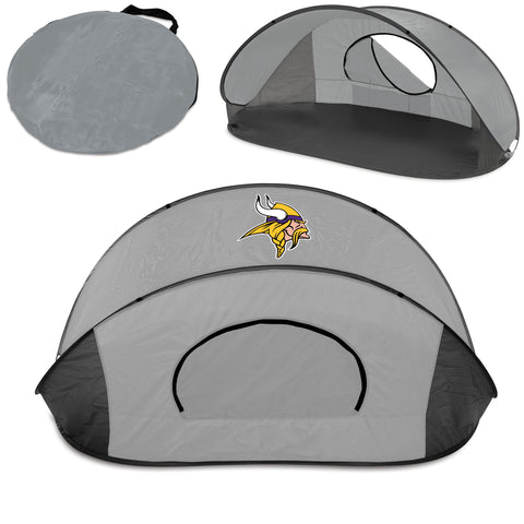 Minnesota Vikings Sun Shelter - Manta By Picnic Time