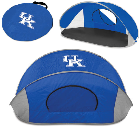 Kentucky Wildcats Sun Shelter - Manta By Picnic Time