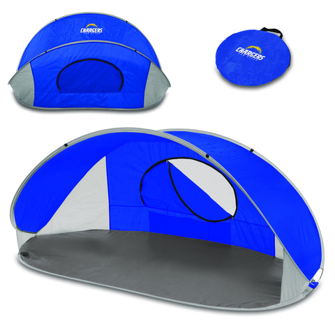 San Diego Chargers Sun Shelter - Manta By Picnic Time