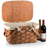 PRAIRIE PICNIC BASKET WITH LINING - Basket Only