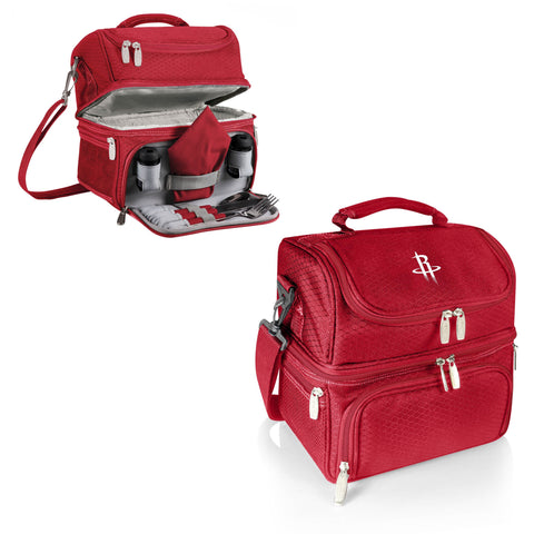 Houston Rockets Insulated Lunch Box - Pranzo by Picnic Time