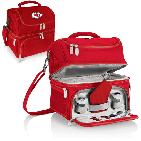 Kansas City Chiefs Insulated Lunch Box - Pranzo by Picnic Time