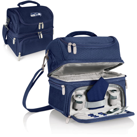Seattle Seahawks Insulated Lunch Box - Pranzo by Picnic Time