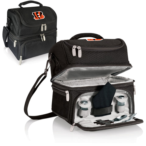 Cincinnati Bengals Insulated Lunch Box - Pranzo by Picnic Time