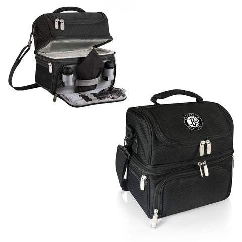Brooklyn Nets Insulated Lunch Box - Pranzo by Picnic Time
