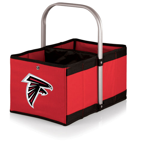 Atlanta Falcons Urban Basket by Picnic Time