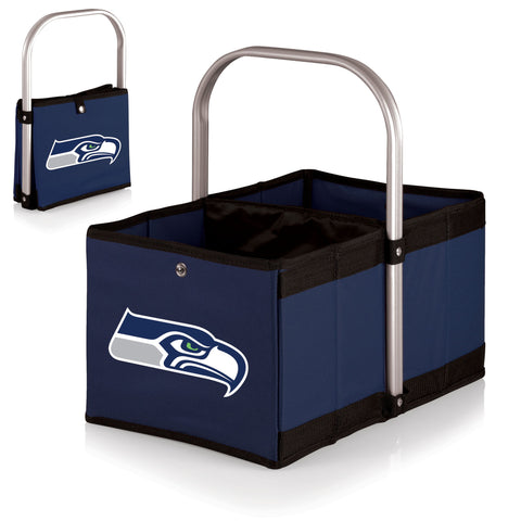 Urban Basket - Navy/Slate (Seattle Seahawks) Digital Print