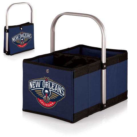 NEW ORLEANS PELICANS Urban Basket by Picnic Time