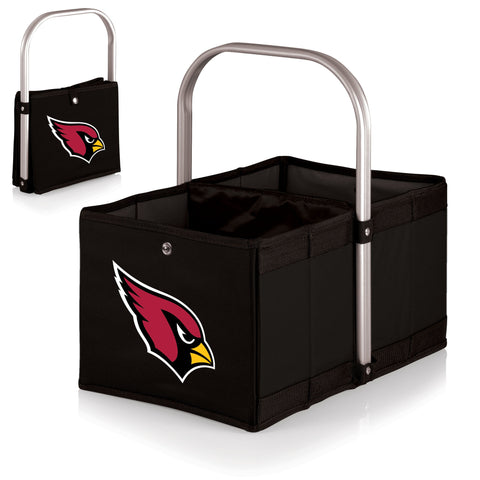 Arizona Cardinals Urban Basket by Picnic Time