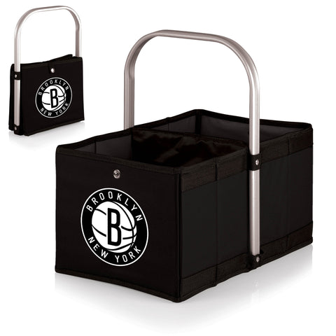 Brooklyn Nets Urban Basket by Picnic Time
