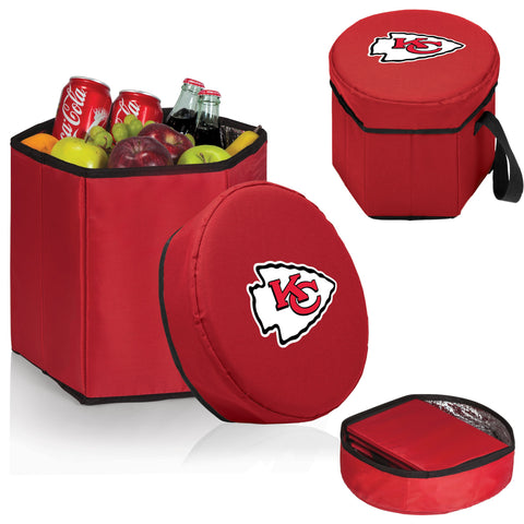 Kansas City Chiefs Bongo Cooler - By Picnic Time