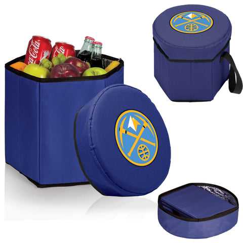 Denver Nuggets Bongo Cooler - By Picnic Time