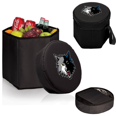 MINNESOTA TIMBERWOLVES Bongo Cooler - By Picnic Time