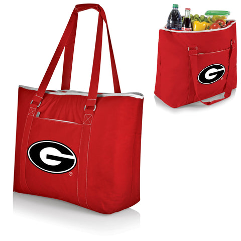 Georgia Bulldogs Beach Bag / Tote - Tahoe by Picnic