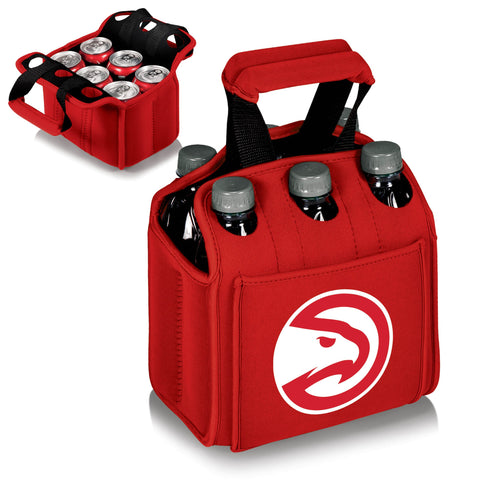 Atlanta Hawks 6 Pack Cooler by Picnic Time