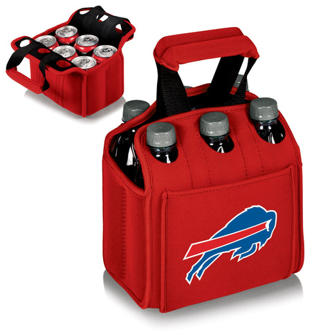 Buffalo Bills 6 Pack Cooler by Picnic Time