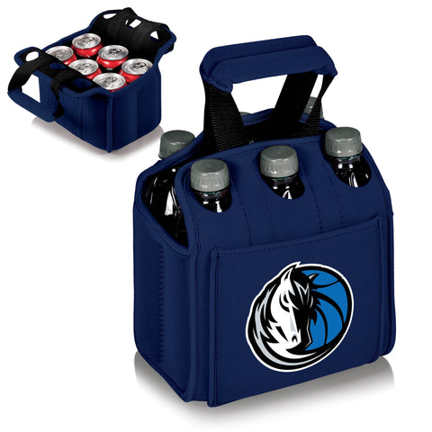 Dallas Mavericks 6 Pack Cooler by Picnic Time