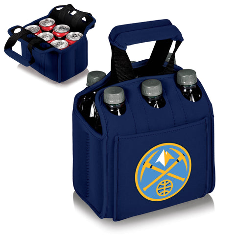 Denver Nuggets 6 Pack Cooler by Picnic Time