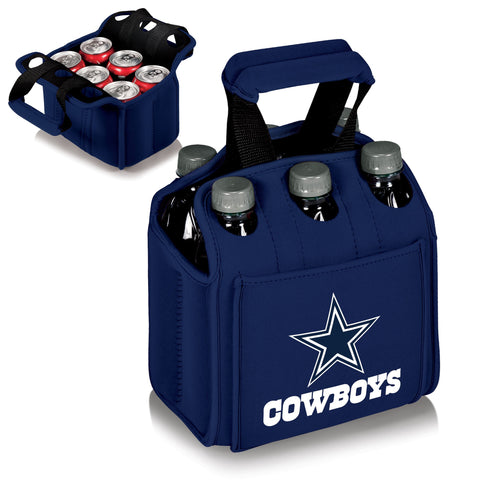 Dallas Cowboys 6 Pack Cooler by Picnic Time