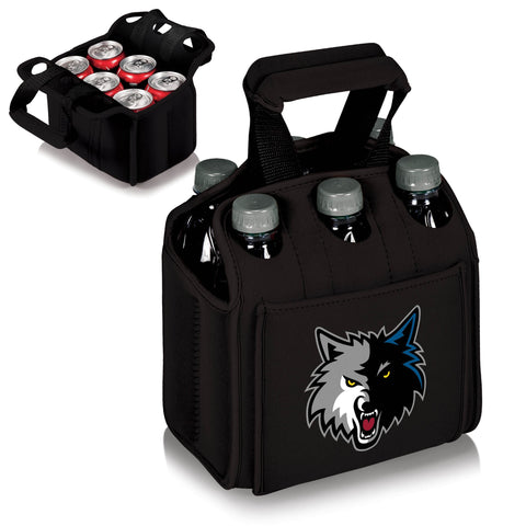 MINNESOTA TIMBERWOLVES 6 Pack Cooler by Picnic Time