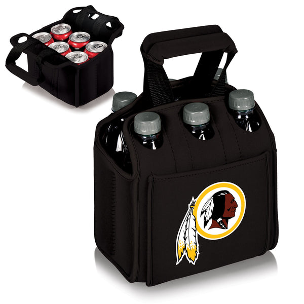 Washington Redskins 6 Pack Cooler by Picnic Time