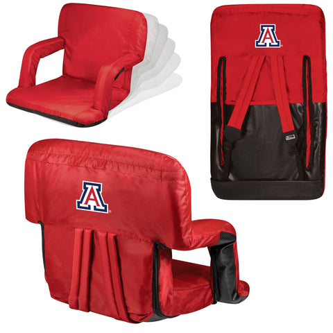Arizona Wildcats Stadium Seat / Beach Chair - Ventura By Picnic Time