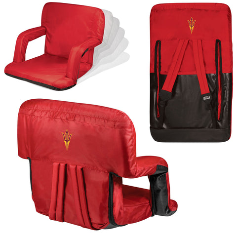 Arizona State Stadium Seat / Beach Chair - Ventura By Picnic Time