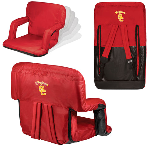 Southern California Trojans Stadium Seat / Beach Chair - Ventura By Picnic Time