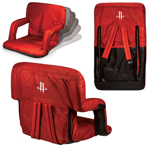 Houston Rockets Stadium Seat / Beach Chair - Ventura By Picnic Time