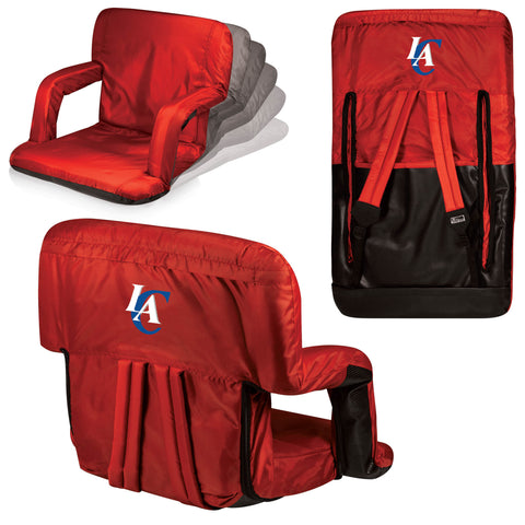 Los Angeles Clippers Stadium Seat / Beach Chair - Ventura By Picnic Time