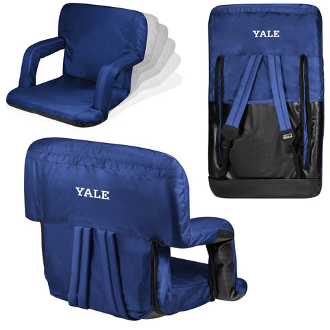 Yale Stadium Seat / Beach Chair - Ventura By Picnic Time