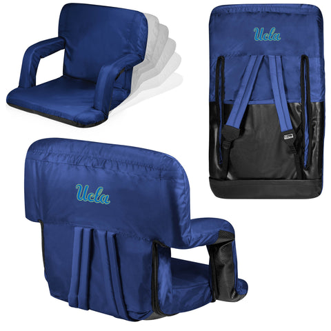 UCLA Bruins Stadium Seat / Beach Chair - Ventura By Picnic Time