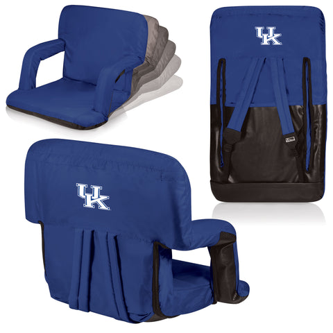 Kentucky Wildcats Stadium Seat / Beach Chair - Ventura By Picnic Time