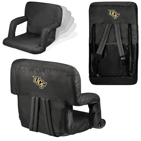 Central Florida Knights Stadium Seat / Beach Chair - Ventura By Picnic Time