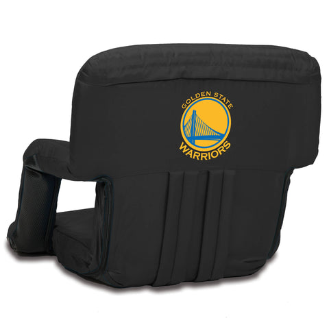Golden State Warriors Stadium Seat / Beach Chair - Ventura By Picnic Time