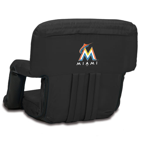 Miami Marlins Stadium Seat / Beach Chair - Ventura By Picnic Time