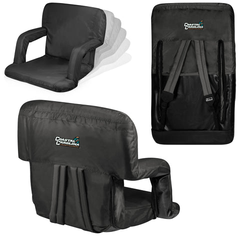 Coastal Carolina Stadium Seat / Beach Chair - Ventura By Picnic Time