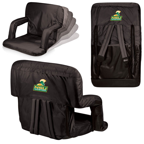 Norfolk State Spartans Stadium Seat / Beach Chair - Ventura By Picnic Time