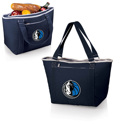 Dallas Mavericks Insulated Tote Bag / Beach Bag - Topanga by Picnic Time