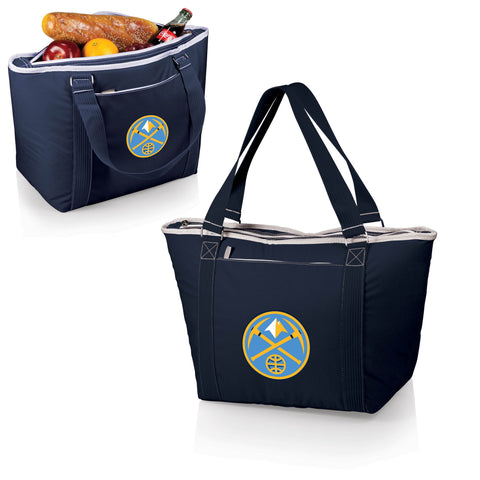 Denver Nuggets Insulated Tote Bag / Beach Bag - Topanga by Picnic Time