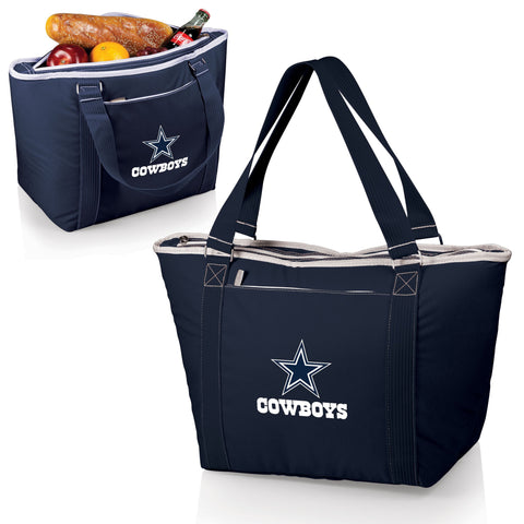 Dallas Cowboys Insulated Tote Bag / Beach Bag - Topanga by Picnic Time