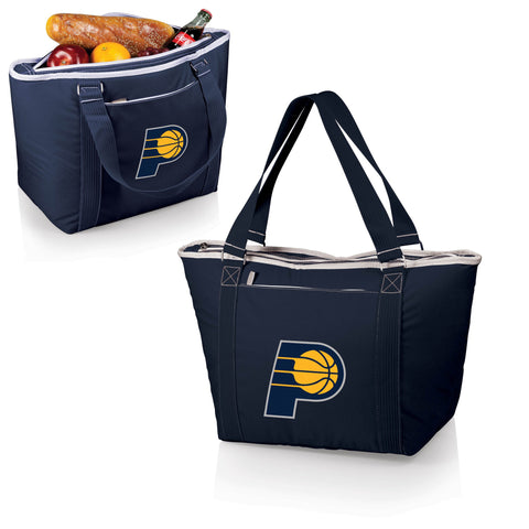 INDIANA PACERS Insulated Tote Bag / Beach Bag - Topanga by Picnic Time