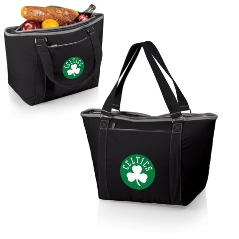Boston Celtics Insulated Tote Bag / Beach Bag - Topanga by Picnic Time