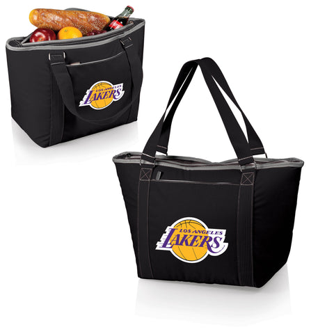 Los Angeles Lakers Insulated Tote Bag / Beach Bag - Topanga by Picnic Time