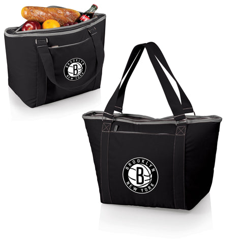 Brooklyn Nets Insulated Tote Bag / Beach Bag - Topanga by Picnic Time