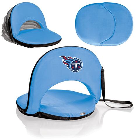Tennessee Titans Stadium Seat / Beach Chair / Gaming Chair  - Oniva Seat by Picnic Time