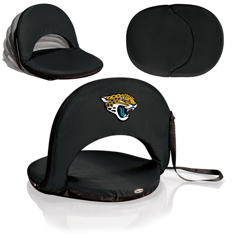 Jacksonville Jaguars Stadium Seat / Beach Chair / Gaming Chair  - Oniva Seat by Picnic Time