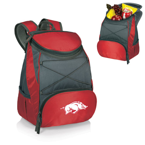 Arkansas Razorbacks Insulated Backpack  - PTX by Picnic Time